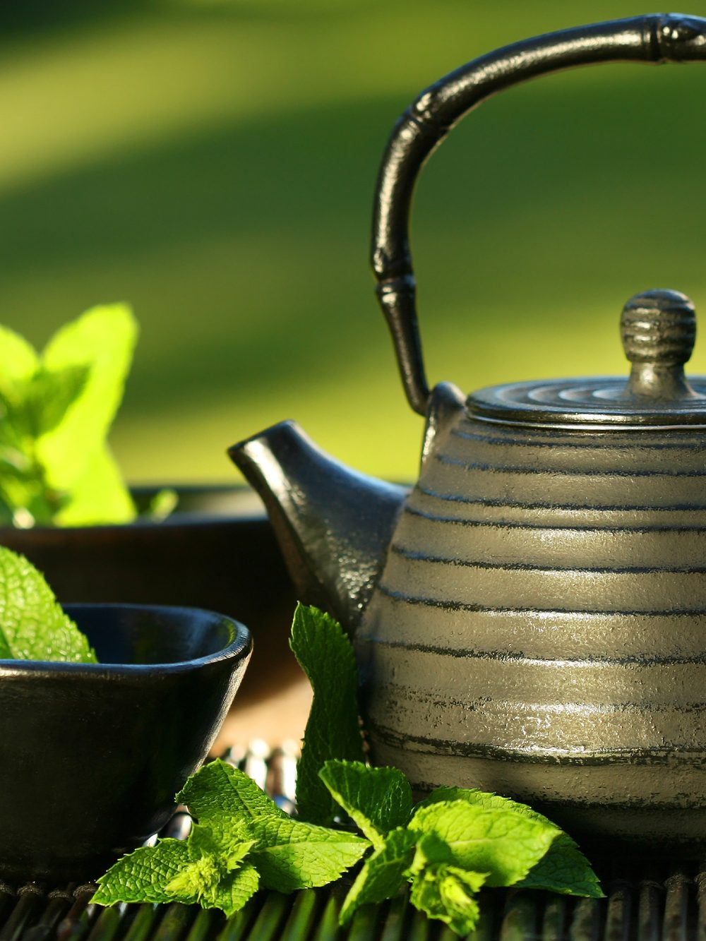 6 herbs to add to tea