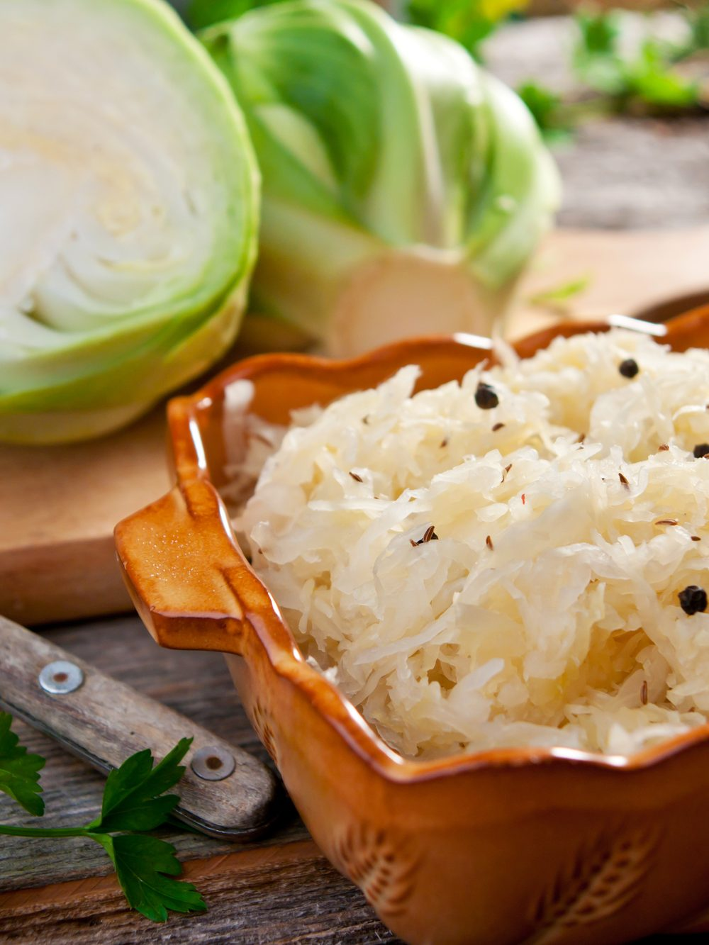 Rhoot How to Make Homemade Sauerkraut