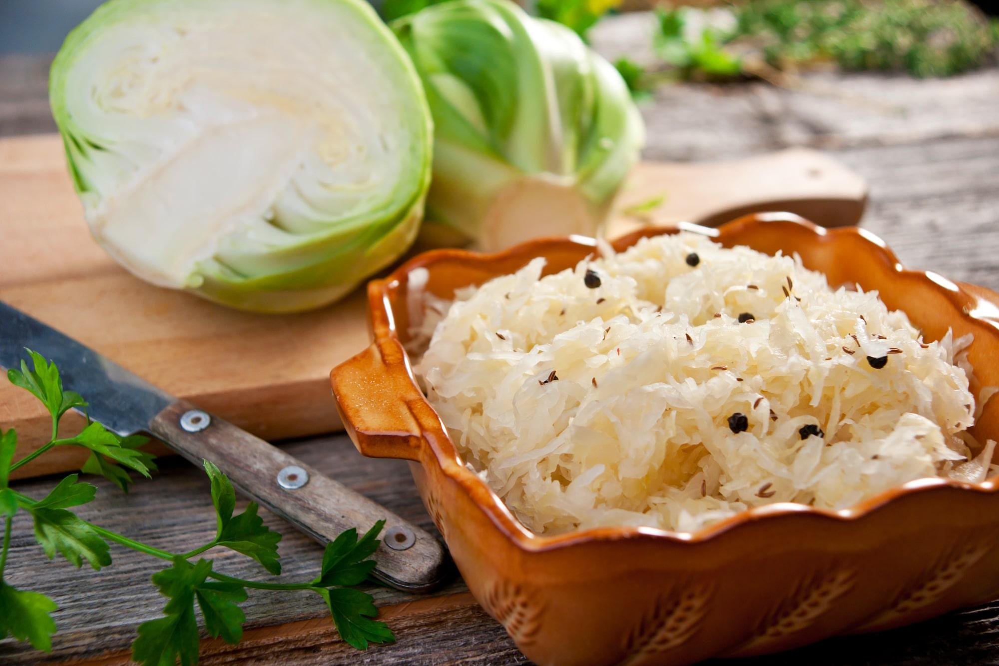 Rhoot How to Make Homemade Sauerkraut