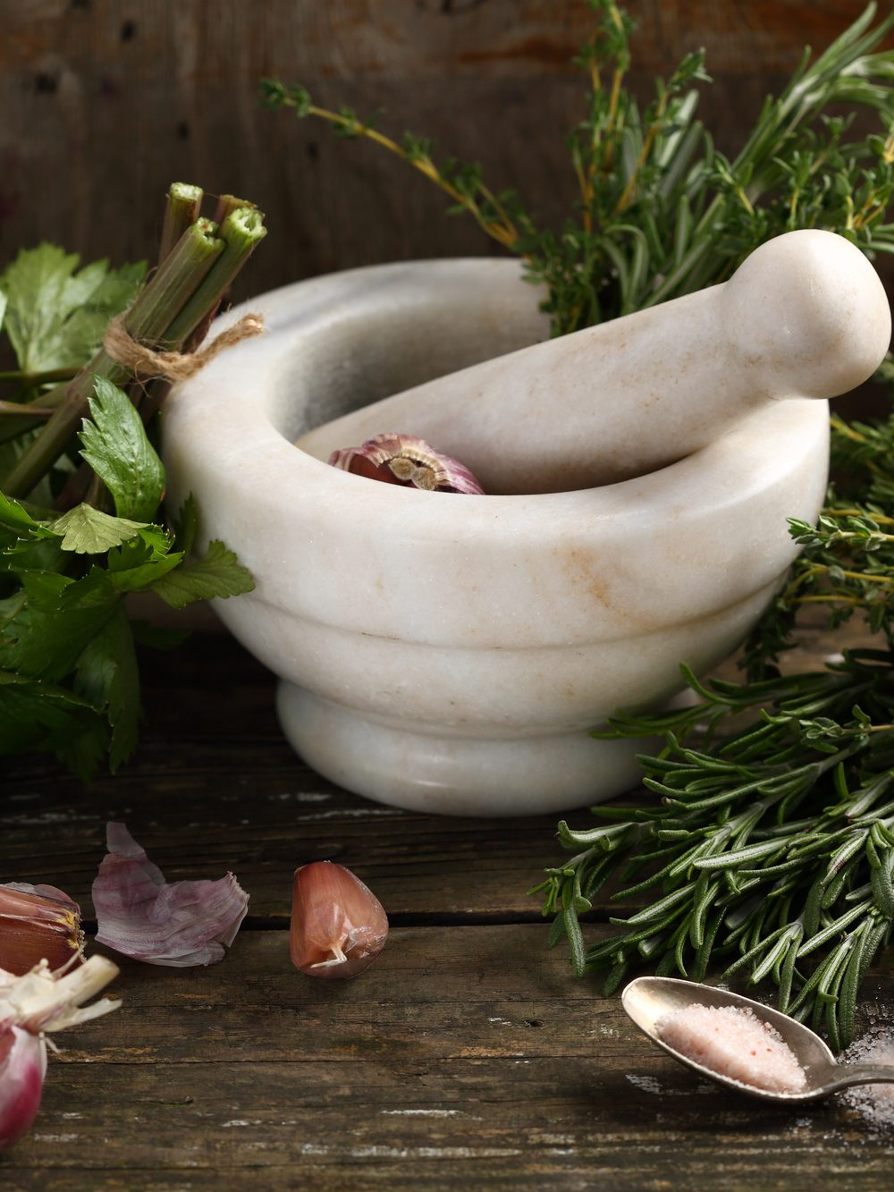 Herbs and Their Uses in Cooking