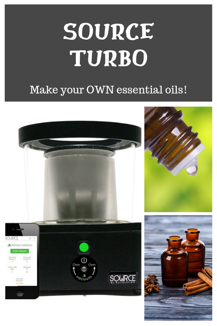 small distillery for essential oils