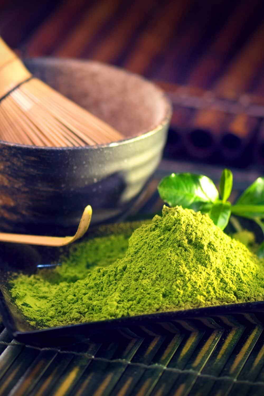 Rhoot Matcha Green Tea Recipe for Energy