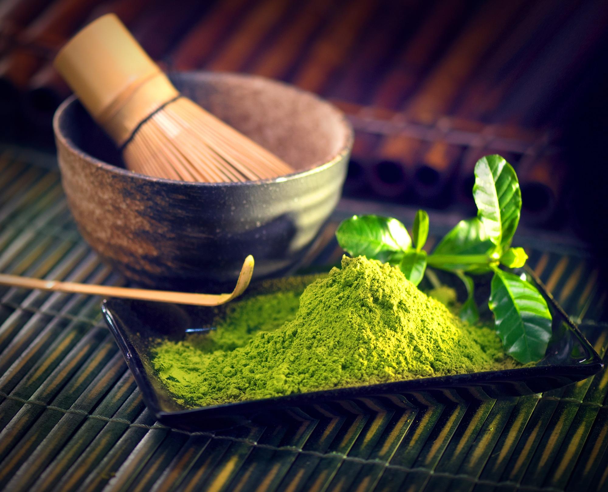 Rhoot Matcha Green Tea Recipe